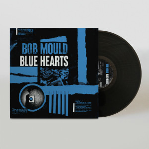 Blue Hearts LP - Black