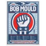 Signed Bob Mould Solo Electric April 2017 Tour