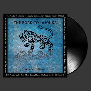 Amulet Records - The Road to Jajouka Limited Edition LP (180 Gram)