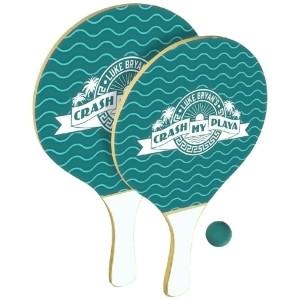 2016 Crash My Playa Paddle Ball Game