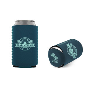 2018 Crash My Playa Koozie
