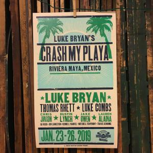 Crash My Playa 2019 Poster