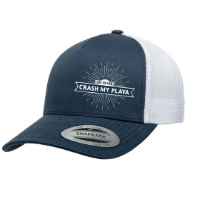 Crash My Playa 2019 Blue Trucker
