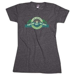 Crash My Playa 2015 Women's T-Shirt
