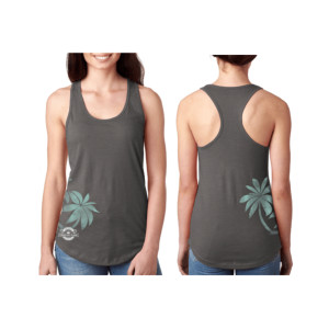 2018 Crash My Playa Ladies Palm Tank