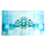 Crash my Playa Logo Flag