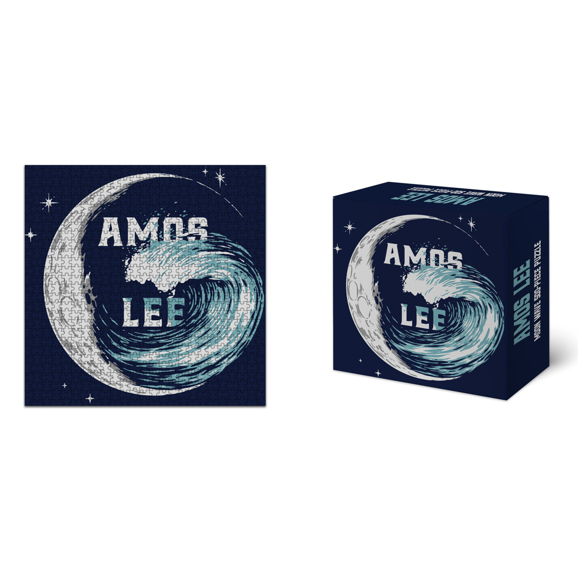 Amos Lee My New Moon Puzzle - 1000 pieces