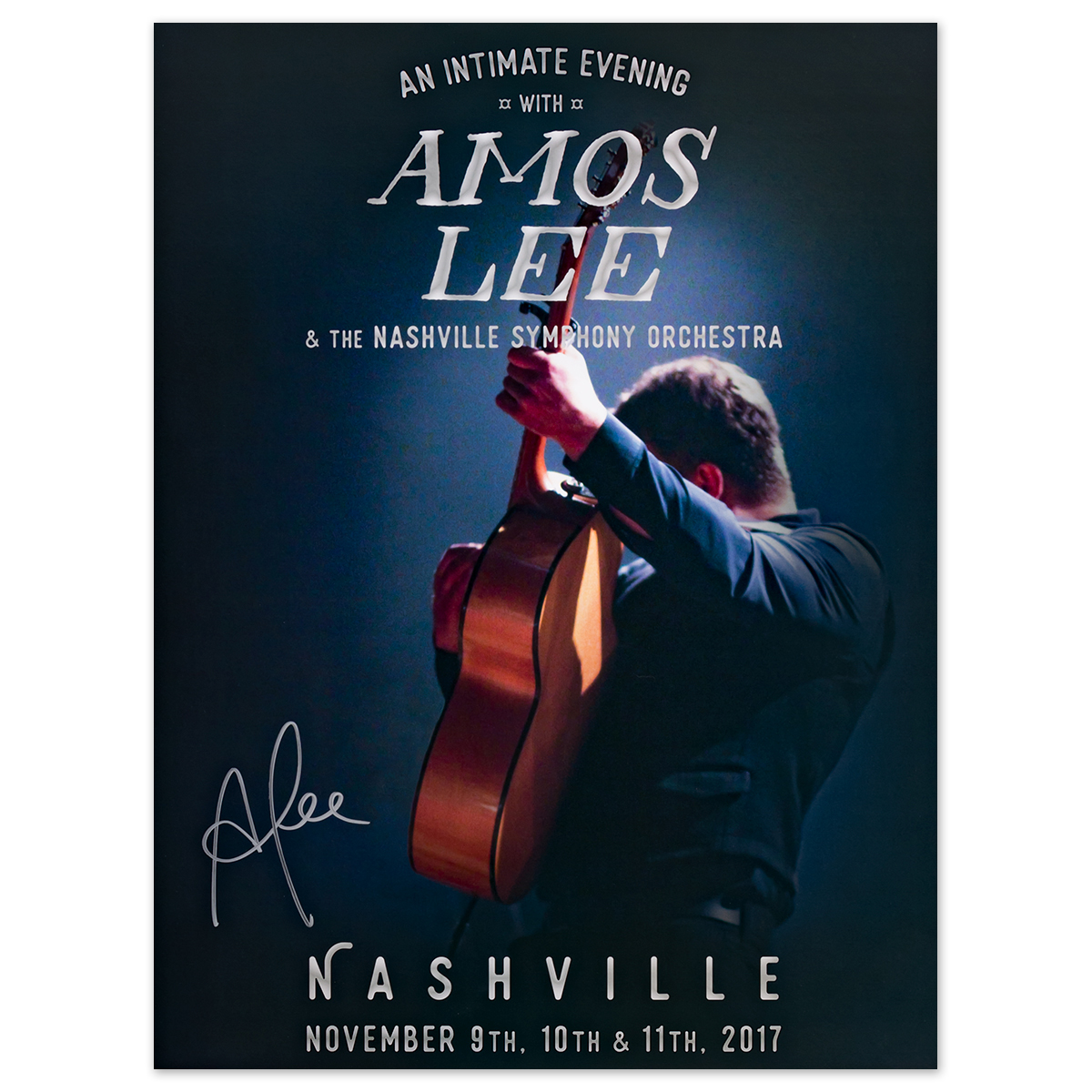 Nashville Symphony Orchestra Poster