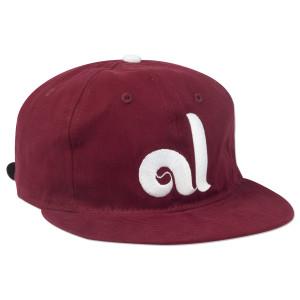 """Amos Lee """"AL"""" Ebbets Cap"""
