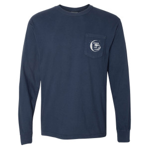 Limited Run Longsleeve Comfort Colors Pocket Tee