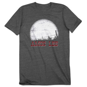 Amos Lee Full Moon Men's T-Shirt