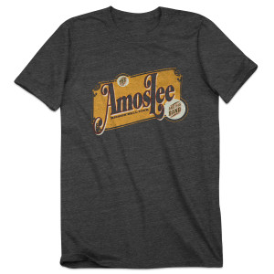 Amos Lee Mission Bell Tour T-Shirt