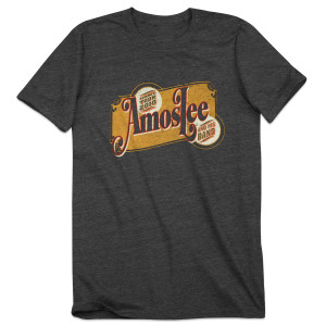 Amos Lee Mission Bell Summer 2010 Tour T-Shirt