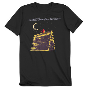 Amos Lee Winter 2014 Tour T-Shirt