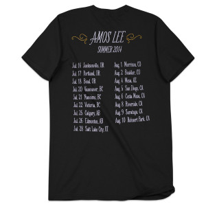 Summer 2014 Tour T-Shirt