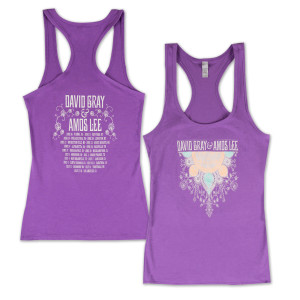 Co-Bill Lace Ladies Tank Top