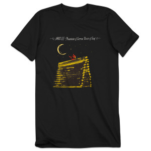 Mountains of Sorrow Rivers of Song Tee