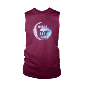 Ladies Moon Wave Tank
