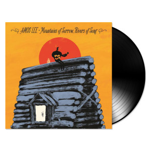 Amos Lee Mountains of Sorrow, Rivers of Song LP