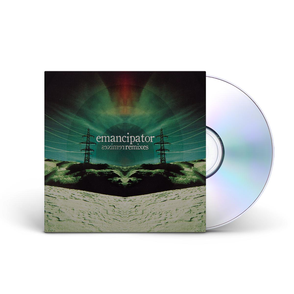 Emancipator Remixes CD