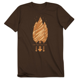 Emancipator Tree T-Shirt