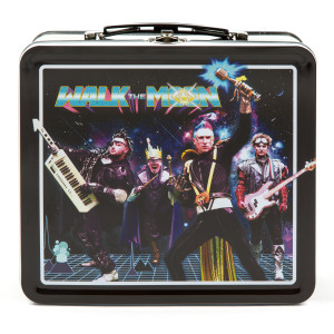 WALK THE MOON Lunchbox