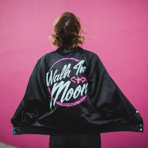 WALK THE MOON Satin Jacket