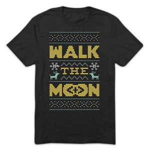WALK THE MOON Holiday Sweater T-shirt