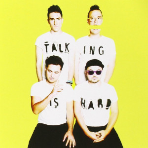 WALK THE MOON - Talking Is Hard CD