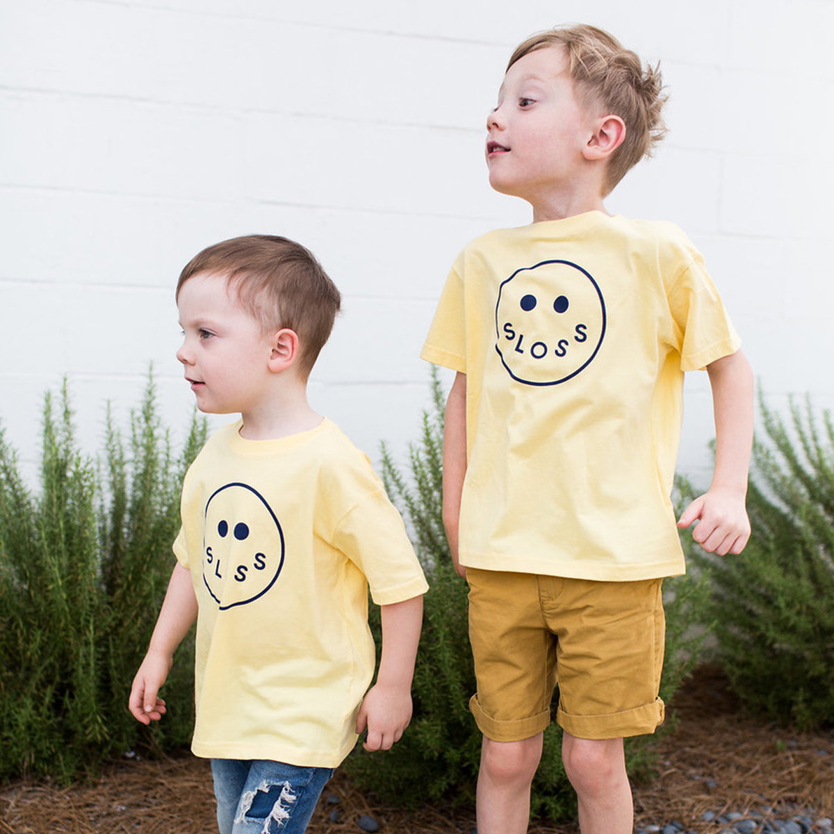 Sloss Music & Arts Festival 2017 Smiley Kids Tee