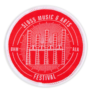 Sloss Music & Arts Festival 2018 Patch