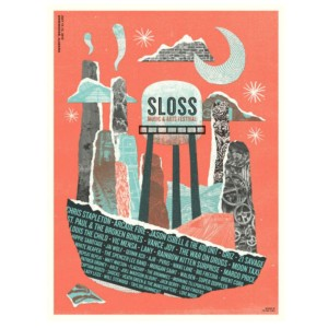 Sloss Music & Arts Festival 2018 Event Poster