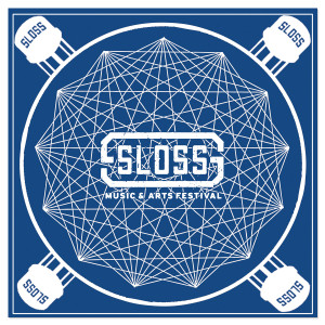 Sloss Music & Arts Festival 2015 Bandana