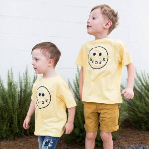 Sloss Music & Arts Festival 2017 Smiley Kids Tee