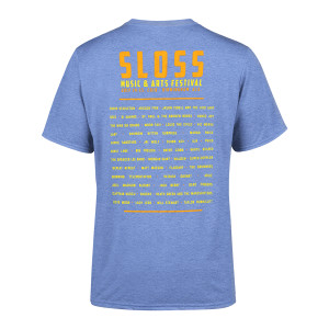 Sloss Music & Arts Festival 2018 Ladies Vintage Water Tower Event Tee