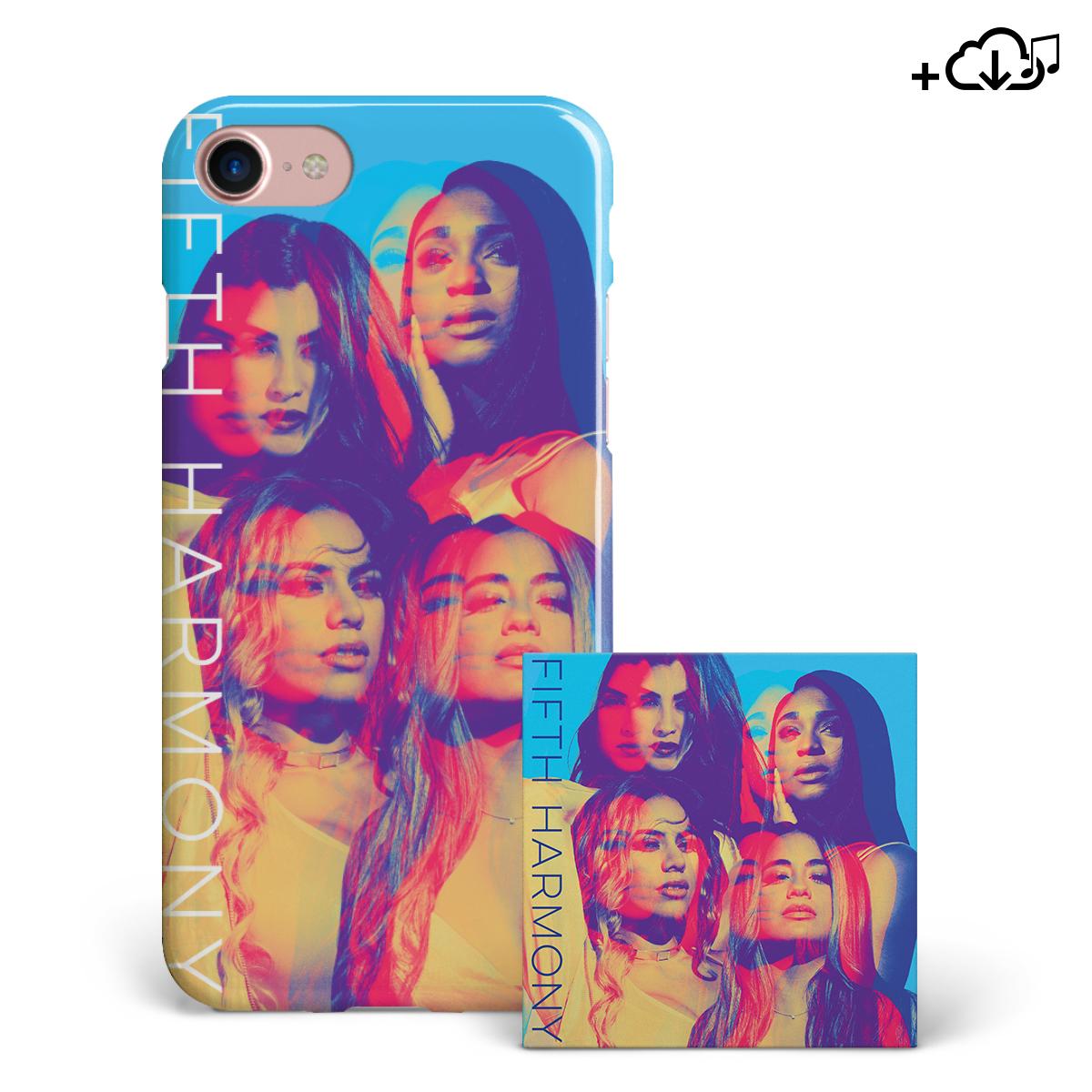 iPhone 7 Case + Fifth Harmony Album Download