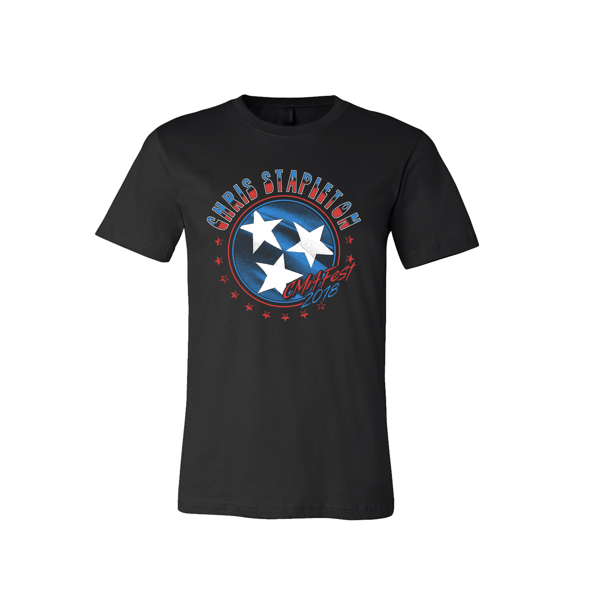 The CMA Fest Tennessee Flag T