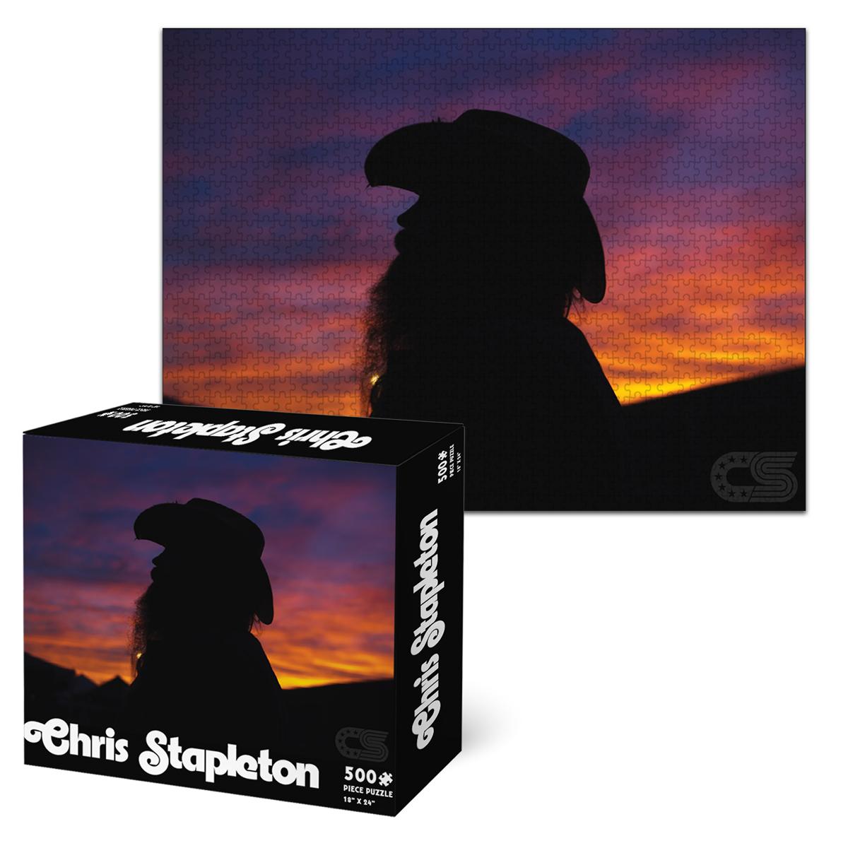 Chris Stapleton Puzzle
