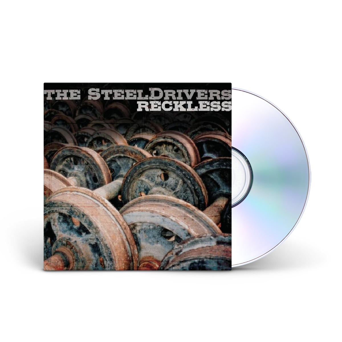 """The SteelDrivers - """"Reckless"""" - CD"""