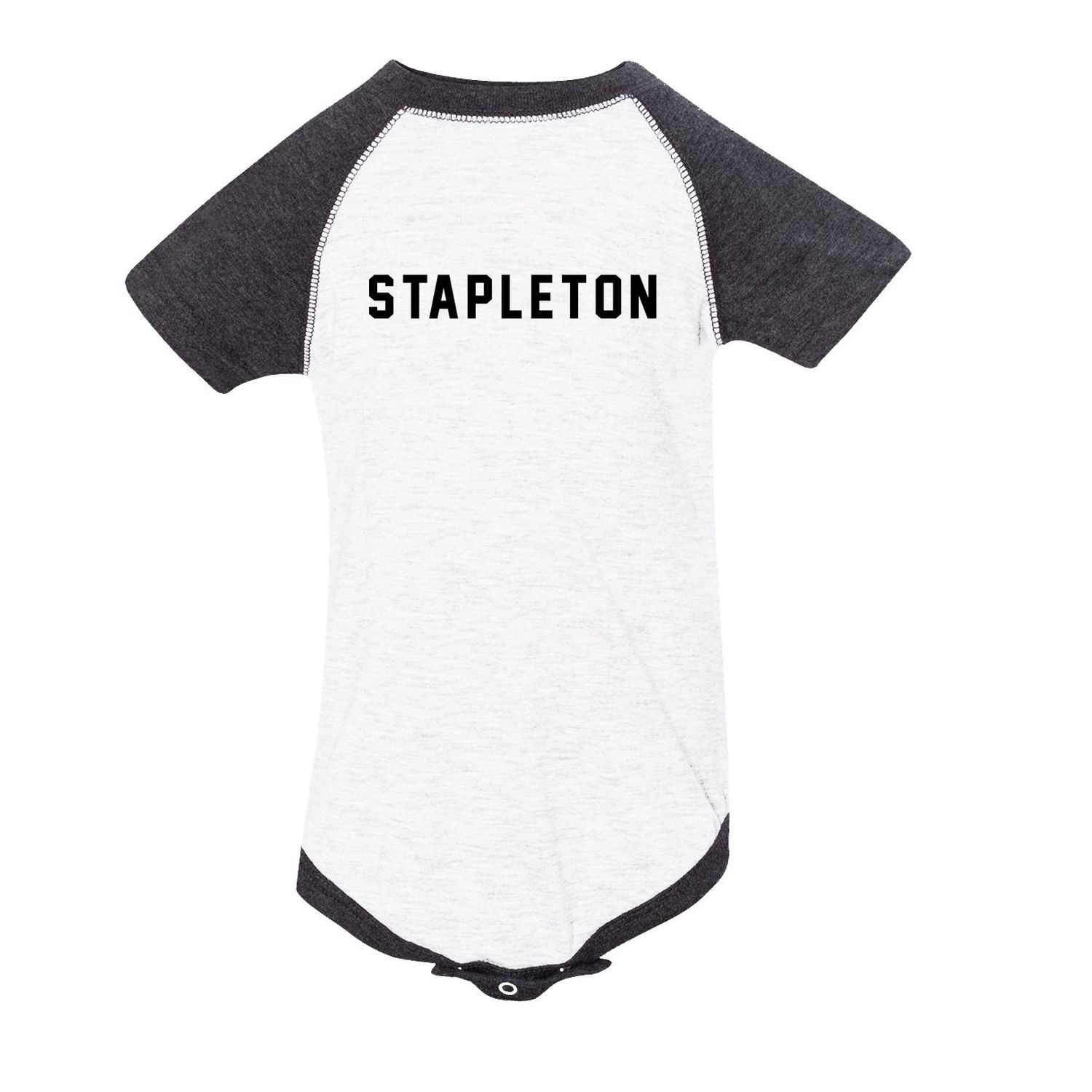 The Stapleton Raglan Onesie