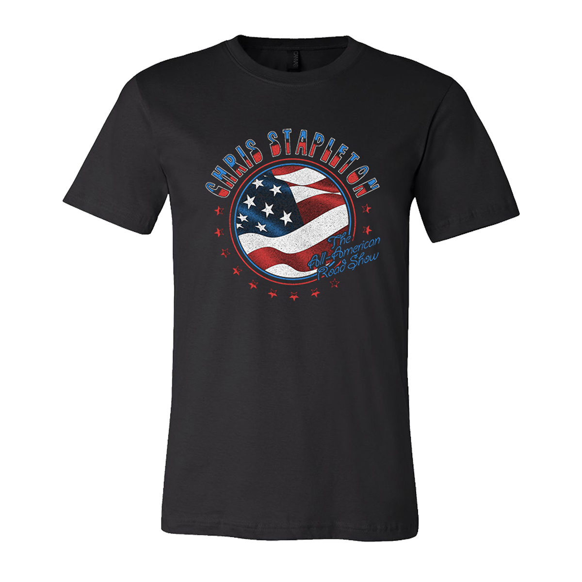 The 2018 All American Road Show Flag T
