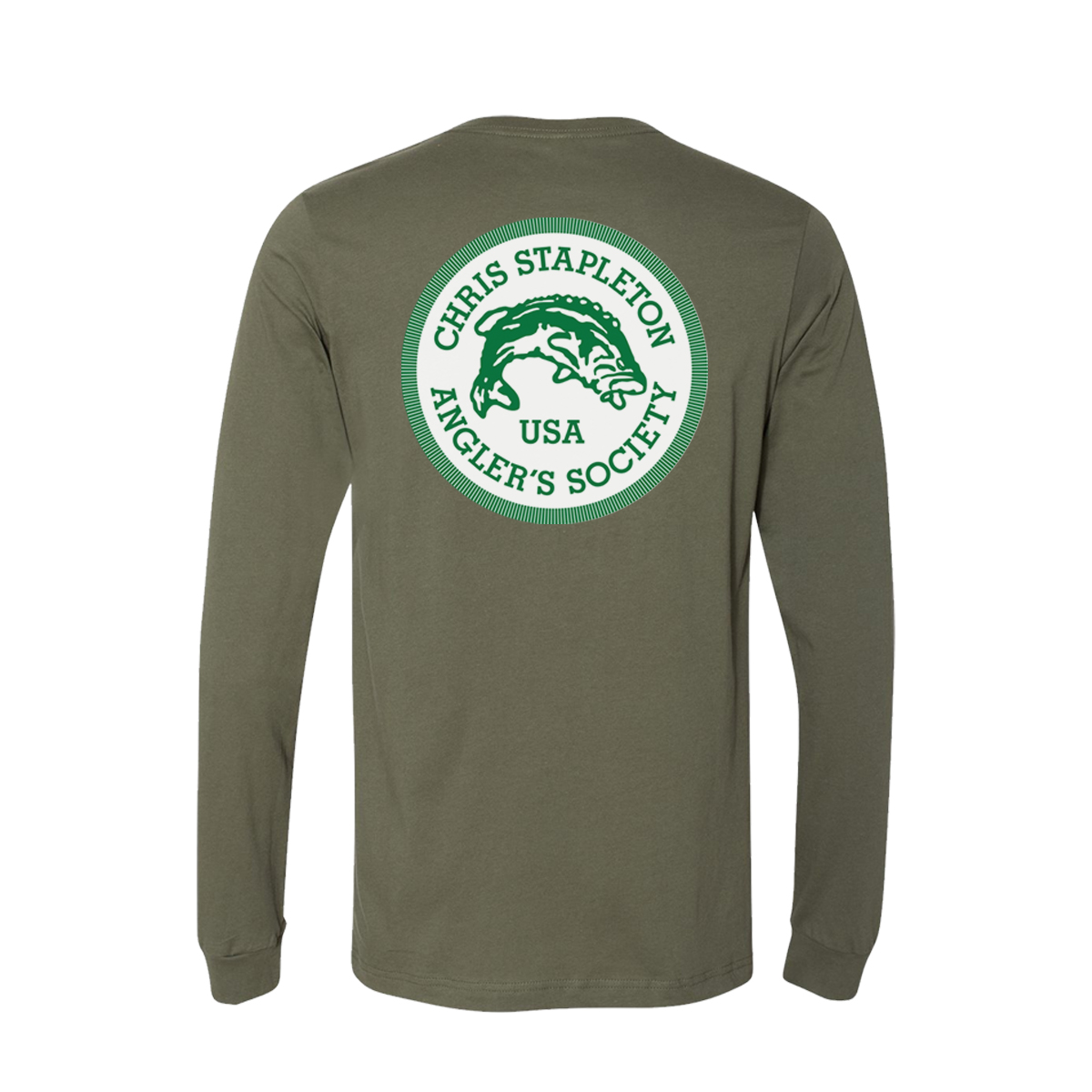 The Stapleton Angler's Society Long Sleeve T