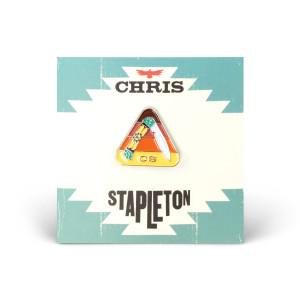 Chris Stapleton Pocketknife Soft Enamel Pin