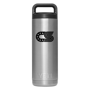Chris Stapleton Yeti 18 ounce Rambler with lid