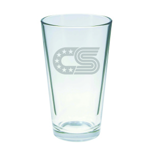 Chris Stapleton Pint Glass
