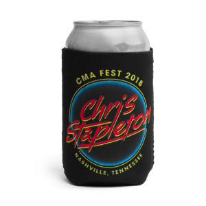 Chris Stapleton CMA Fest 2018 Koozie