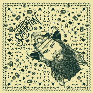 2019 Chris Stapleton Forest Green Bandana