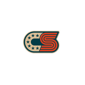 Chris Stapleton Stars & Bars Embroidered Patch