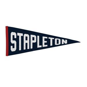 Chris Stapleton Felt Pennant