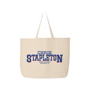 Chris Stapleton Arlington Tote Bag